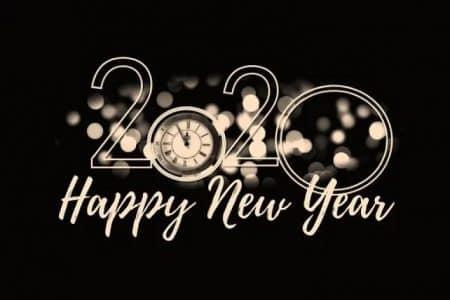 2020年新年あけましておめでとうございます。